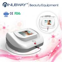 30mhz Nubway portable spider vein removal machine / spider vein removal Manufactures
