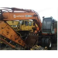 Wheel EX160 Excavator,Cheap Hydraulic Used Digger Wheel Moving,Parts Of Excavator For Sale Manufactures