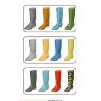 879T coloured fashion boots Manufactures