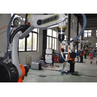 Separately Moved MIG Welding Manipulator Simultaneous Movement Low Noise Manufactures