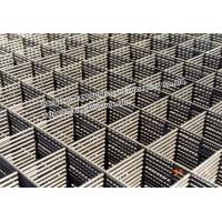HRB500E Reinforcing Steel Mesh Foundation Construction 12mm - 30mm Manufactures