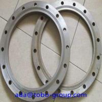 "ASME UNS S32760 8"" Forged Steel Flanges / Socket Weld Flange For Connection Manufactures"
