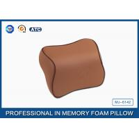 Best Memory Foam Car Neck Pillow and Waist Cushions Alleviating Pain in Car Manufactures