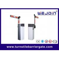 Powder Coated Boom Folding Barrier Gate Vehicle Access Control Barriers Manufactures