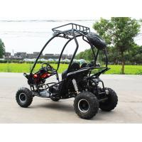 Quality Air cool Fully Auto with reverse CVT(F+N+R),125cc go kart buggy with disc brake for sale