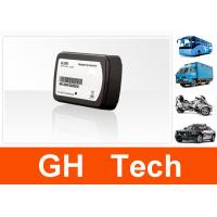 Micro Vehicle GPS Tracking Device Truck Anti Theft GPS Tracker , 2 Analog Input Manufactures