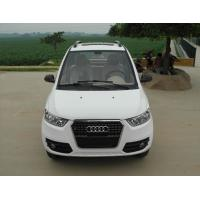 60V Mini Electric Car Audi Style With 3.0kw AC Asynchronous Motor Manufactures