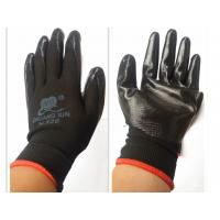 13 gauge polyester nitrile coated glove Manufactures