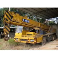 China original from Japan, NK200 used Kato 20 ton truck crane, on sale