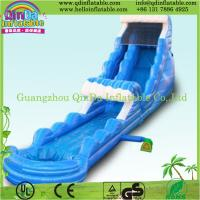 Hot sale inflatable slide combo, giant inflatable water slide for sale Manufactures