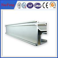 Solar panel mounting aluminum rail, solar system bracket,Solar Mounting Rail for Roof Manufactures