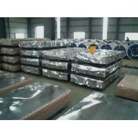 JIS SGCC, SGCH, G550 steel Galvanized Corrugated Roofing Sheet / Sheets Manufactures