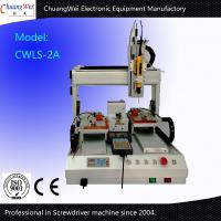 Electronics Industry Screw Tightening Machine With Screw M2.0 - M5.0 Manufactures