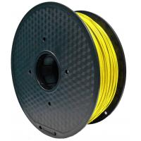 China High Performance HICTOP Yellow PLA 3D Printer Filament 1.75mm on sale