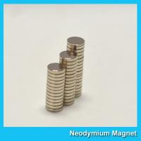 Rare Earth Circular Neodymium Magnets Round Disk Dia 12mm X 2mm Super Strong Manufactures