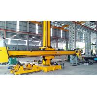 Motorized Wind Tower Welding Column And Boom Joint Welding Roller / Positioner Manufactures