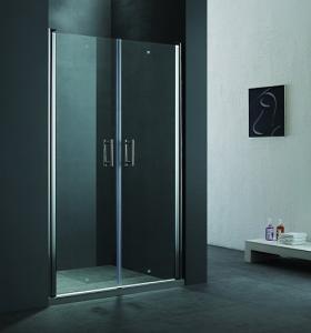 China Pivot shower room/shower enclosure on sale
