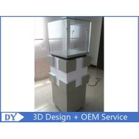 Manufacturer supplier modern simple style glass display cabinets with custom size Manufactures