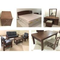 Wooden Durable Classical Apartment Furniture Sets Environment - Friendly High Grade Manufactures