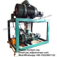 China ASSEN ASV Transformer Evacuation System unit,Transformer Drying Vacuum Pump Machines on sale