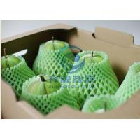 Colorful EPE Foam Net Cover Fruit Protection Packing ISO9001 / 2008 Certification Manufactures
