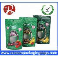 Waterproof Stand Up Plastic Food Packaging Bags for Pet Food Bag , Gravure Printing Surface Manufactures