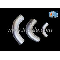 Internal Thread Normal BS4568 Conduit Bend & Metal Electrical Conduit Fittings Manufactures