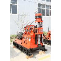 XY-4 Portable Core Drilling Rig Hole Depth 1000m For Petroleum Natural Gas Manufactures