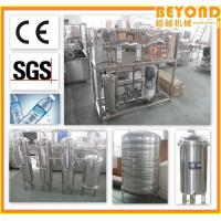 China Drinking Water Treatment Systems / RO Pure Water Treatment Plant on sale