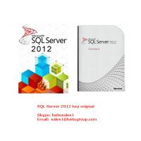 SQL Server® 2012 Standard 15 CAL Windows Product Key Serial Key Online Manufactures