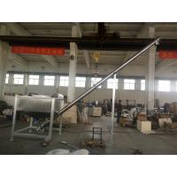 Customized  Standard/  Vertical  / Inclined / leveling  screw conveyors For Conveying Cement Manufactures