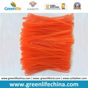 Transparent Orange Standard PVC Tag Leash Luggage Tag Holders Manufactures