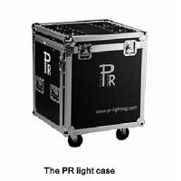 Quakeproof Durable PR Light Case Portable Flight Case With Wheels Manufactures