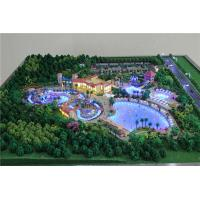 Amusement Park 3D Industrial Scale Models Warm LED Light Travel Case Packing Manufactures
