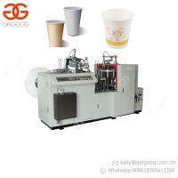 Industrial High Efficiency Paper Cup Making Machine/Paper Cup Machine Manufactures