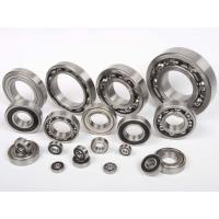 Single-Row Deep Groove Ball Bearings ABEC-1, ABEC-3, ABEC-5 Manufactures
