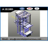 Stainless Steel Vertical Tube Forming Machine High Output Production Manufactures