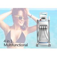 Durable Tattoo Laser Removal Equipment RF Skin Tightening Machine High Efficiency Manufactures