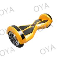 8 Inch Smart Self Balancing Hoverboards with Bluetooth Speaker and running LED lights Manufactures