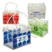 China PVC Cooler bag with logo imprnted on sale