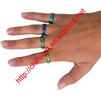 China Mood Ring - Color changing ring on sale