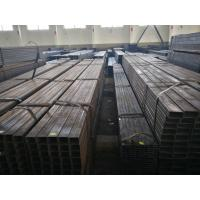 ERW Welded Square / Round / Rectangular Low Carbon Steel Pipe for Construction Q195~Q235 Manufactures