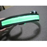 Hot Sell Robust Nylon Flashing LED Collar Manufactures