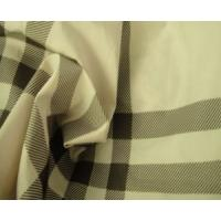 100% Polyester Imitated Printed Memory Fabric For Outerwear Manufactures