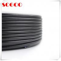 China DC RRU Outdoor Electrical Cable Precision Black Color For ZTE Remote Radio Unit on sale