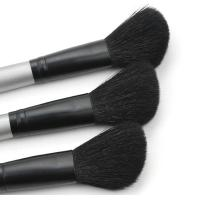 Goat Hair Makeup Brush Gray Handle Color 36 g Weight 15 cm Total Length Manufactures