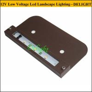 China LED Hardscape Light Low Voltage Landscape Light 12V LED Paver Wall Light LED under deck light led post cap rail light on sale