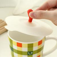 China silicone cup cover on sale