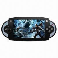 Handheld Game Player, 4.3-inch TFT Panel, 2.0MP Camera, Supports TV Out, Built-in FM Tuner Manufactures