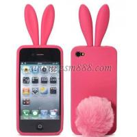 China Personalized Silicone Rubber Mobile Phone Case / Cover wholesale